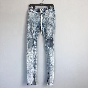 Pacsun, faded denim jeans
